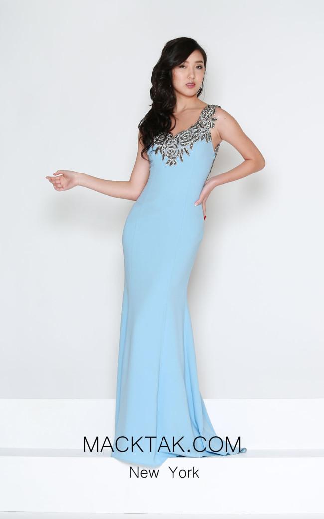 Kourosh Evening E4176 Front Dress