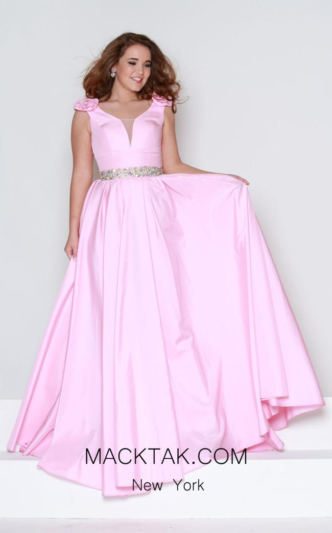 Kourosh Evening E4237 Front Dress
