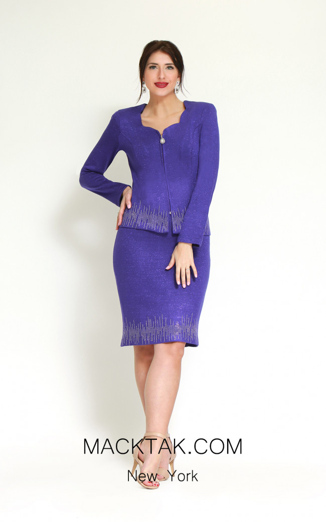 Kourosh H156 Front Dress