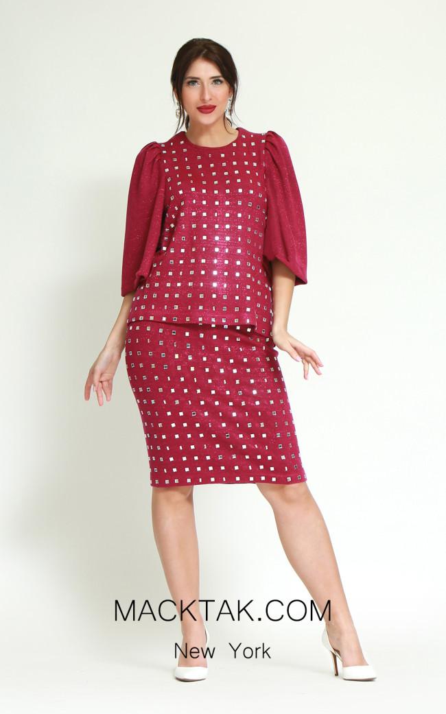 Kourosh H185 Front Dress