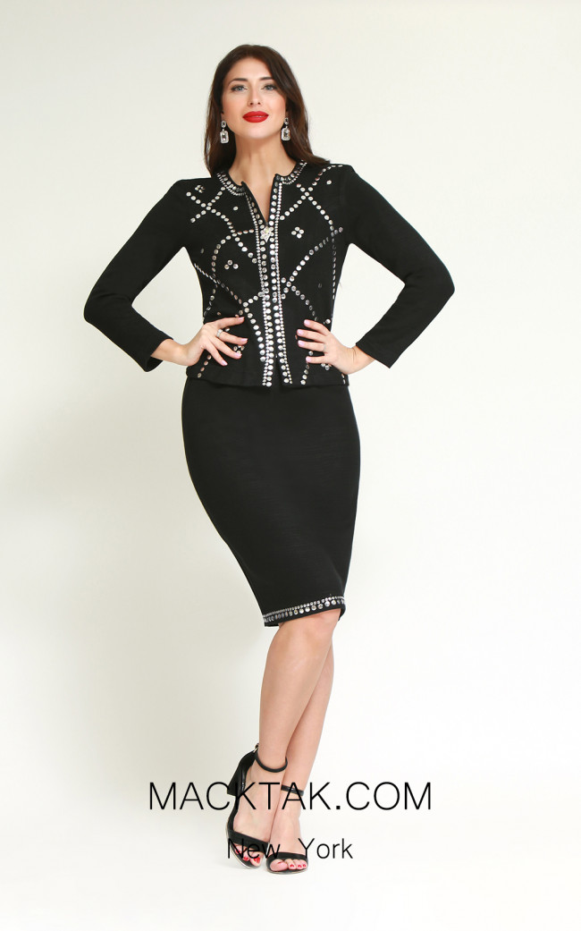 Kourosh H192 Front Dress