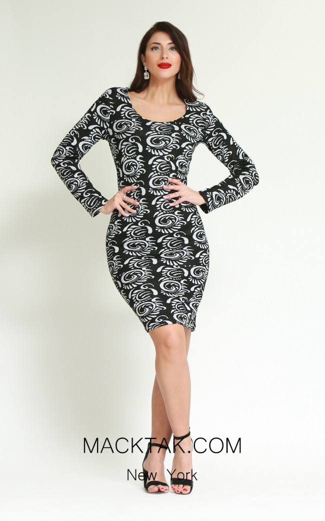 Kourosh H839 Front Dress