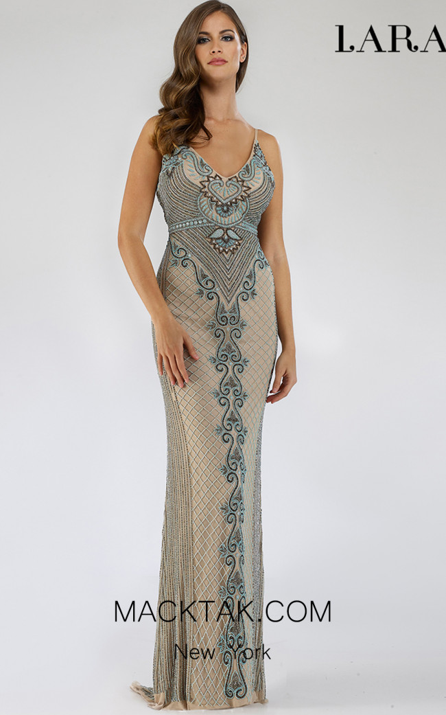 Lara 29498 Front Dress