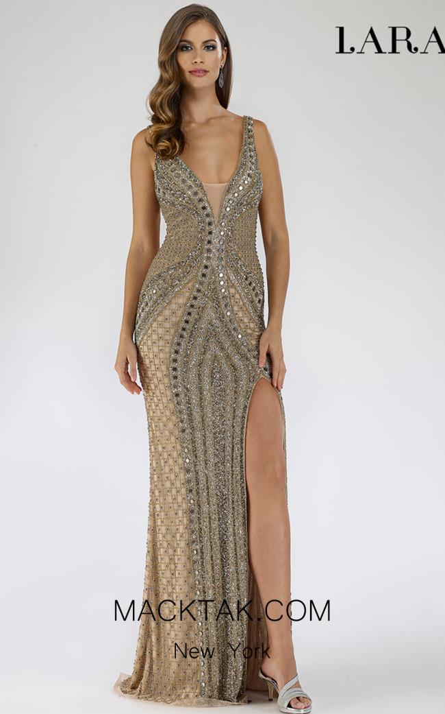 Lara 29499 Front Dress