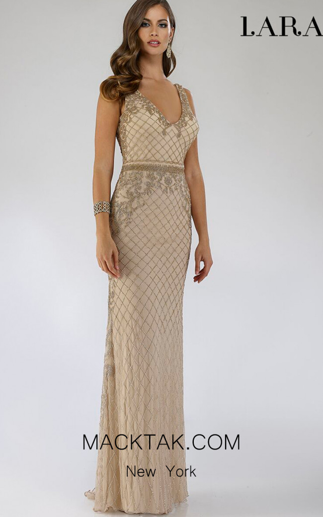 Lara 29535 Front Dress