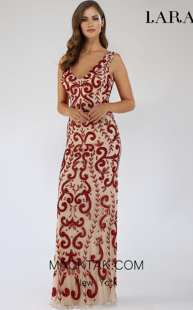 Lara 29536 Front Dress