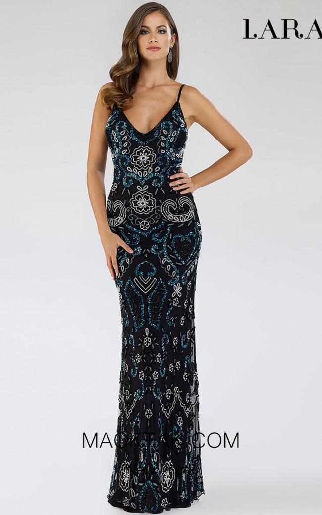 Lara 29537 Front Dress
