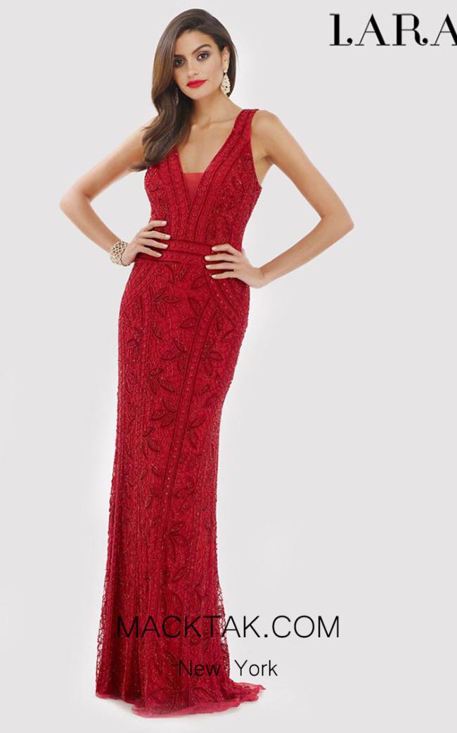 Lara 29574 Front Dress