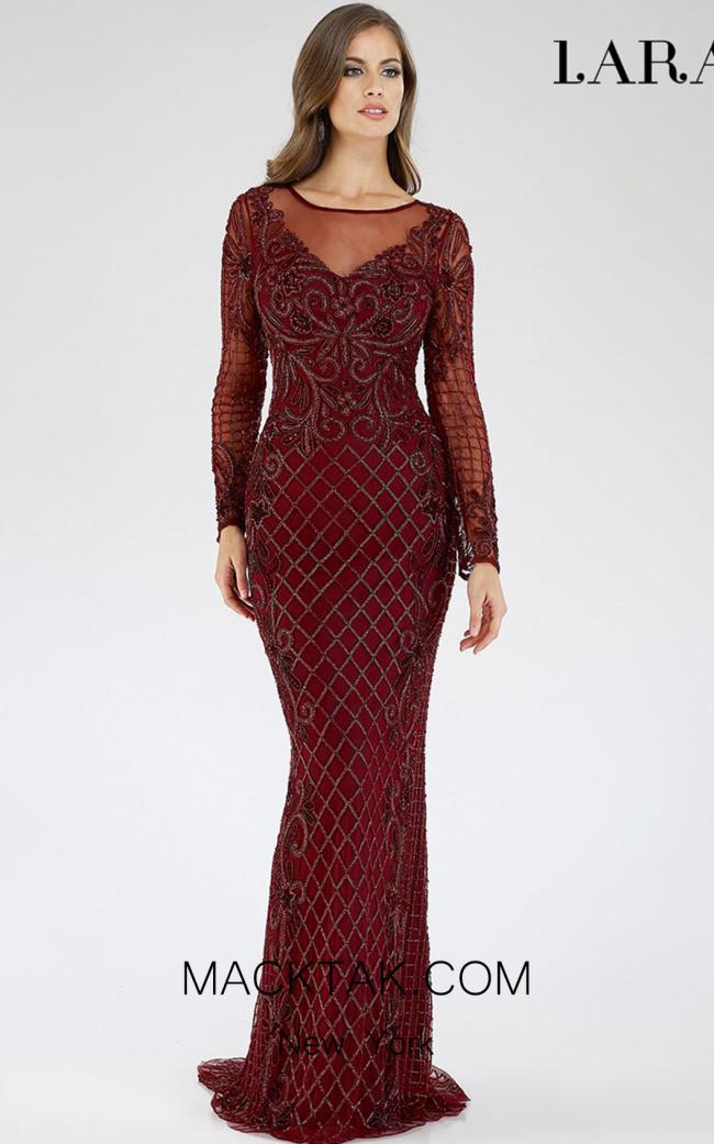 Lara 29603 Front Dress