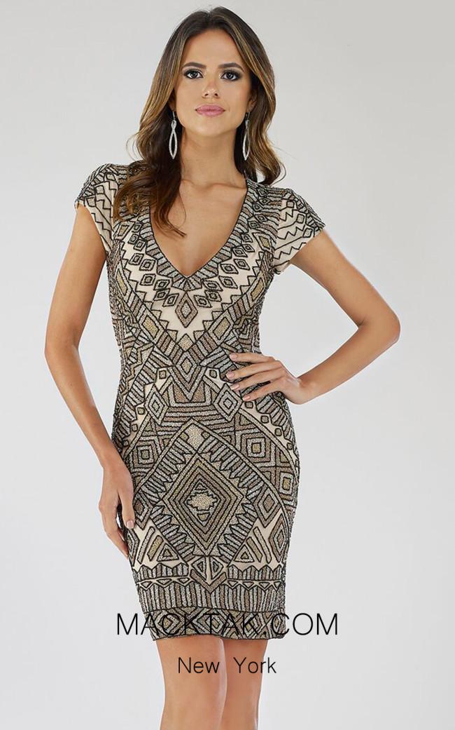 Lara 29607 Front Dress