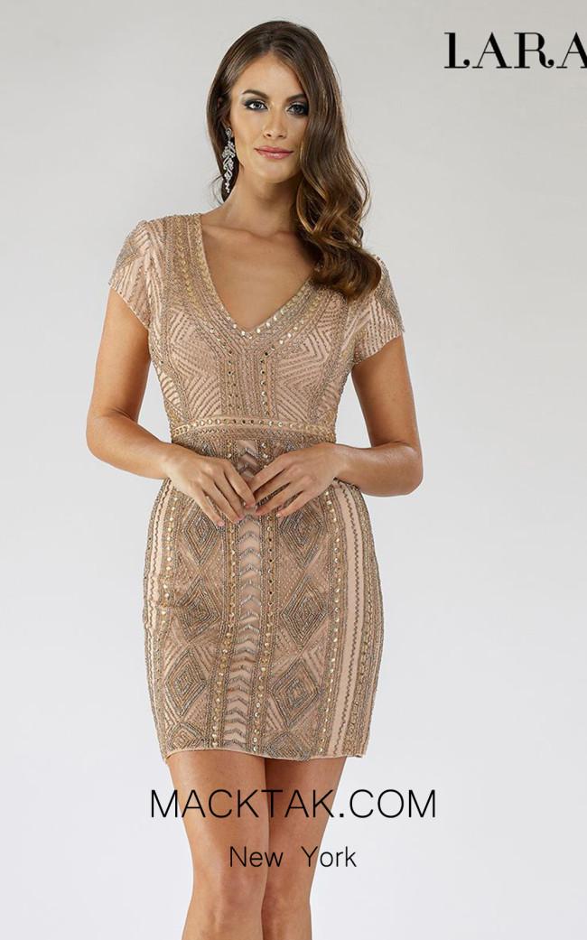 Lara 29611 Front Dress