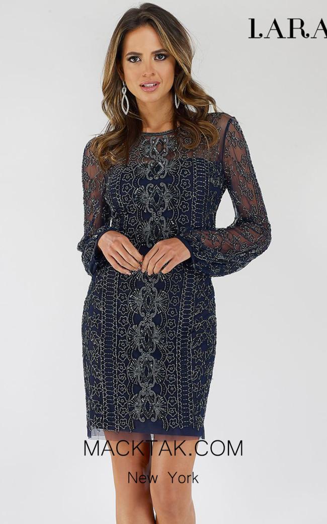 Lara 29614 Front Dress