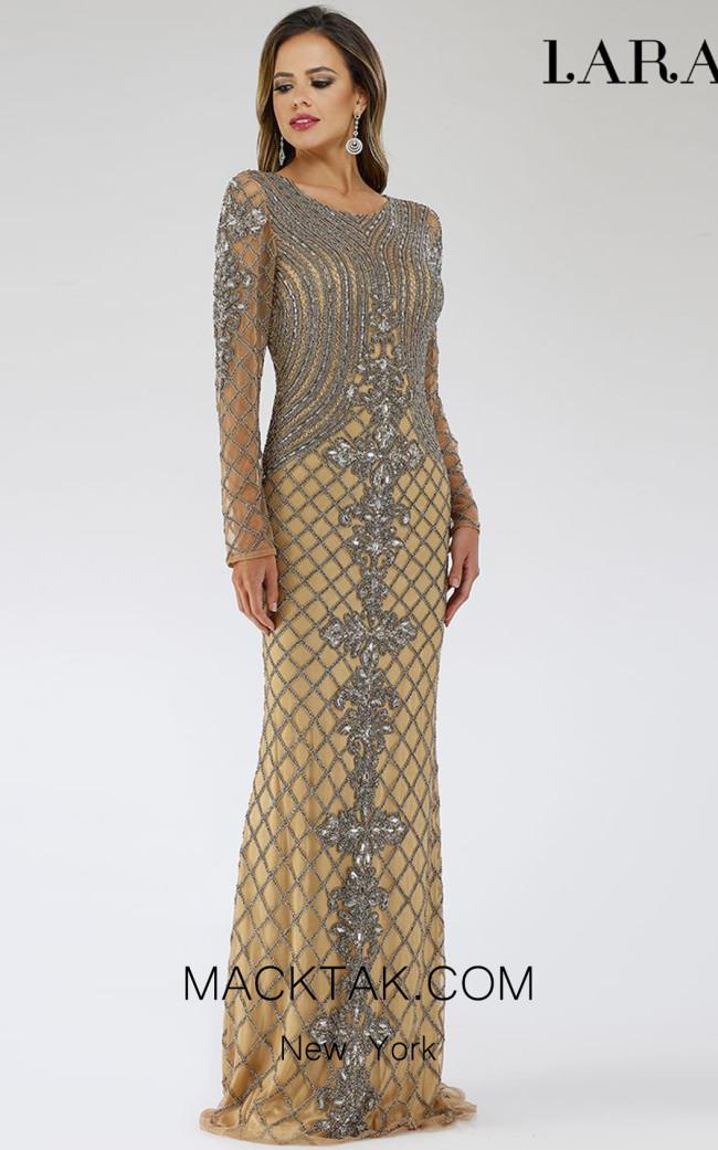 Lara 29616 Front Dress