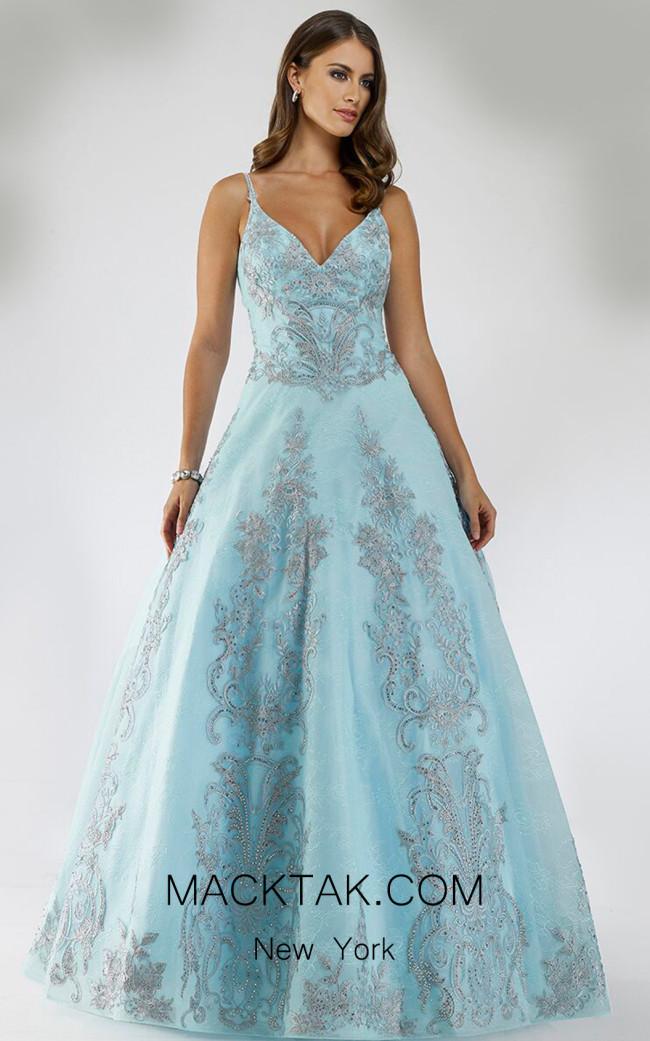 Lara 29681 Front Dress