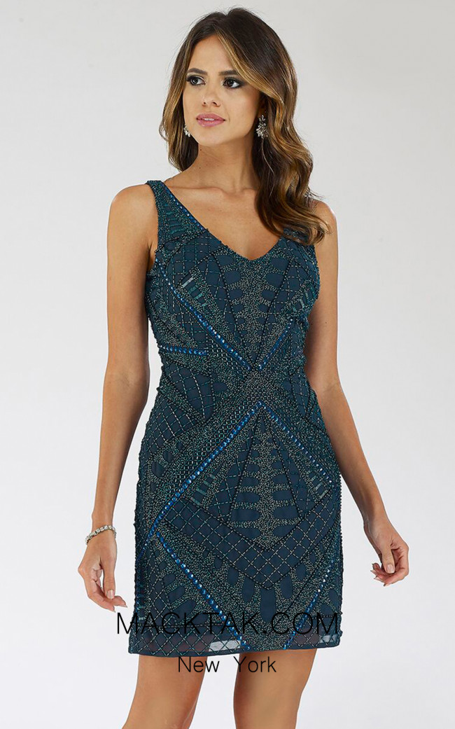 Lara 29706 Front Dress