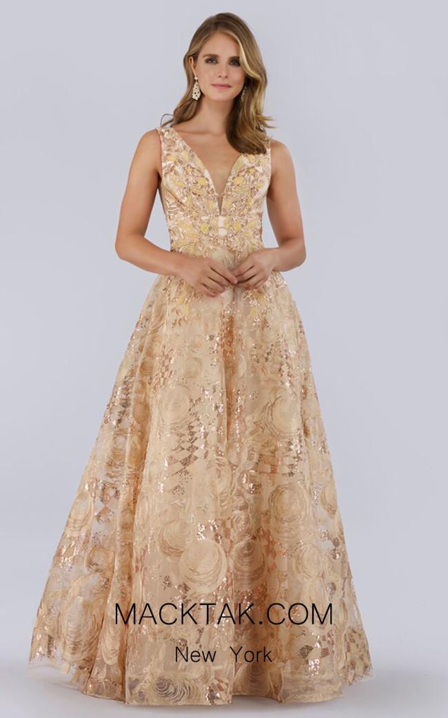 Lara 29748 Front Dress