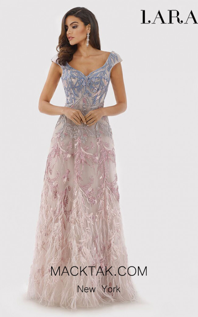 Lara 29783 Front Dress