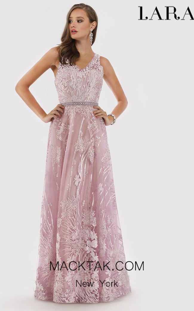 Lara 29784 Front Dress