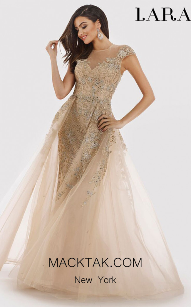 Lara 29793 Front Dress