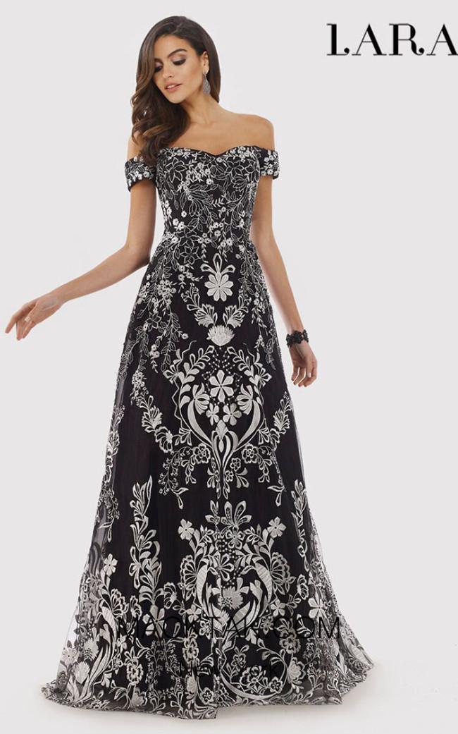 Lara 29795 Front Dress