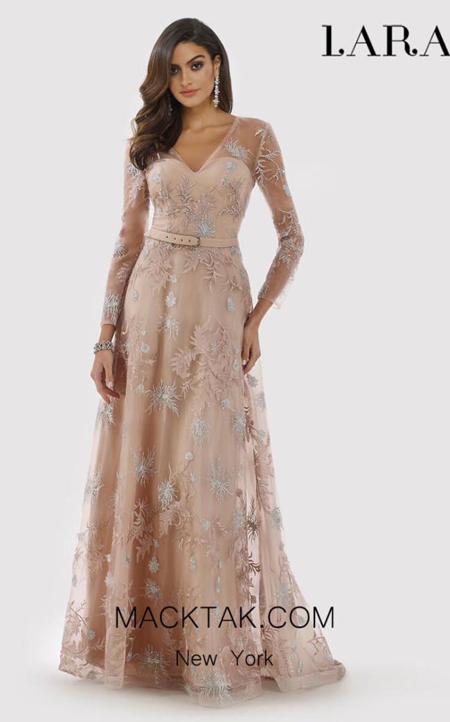 Lara 29796 Front Dress