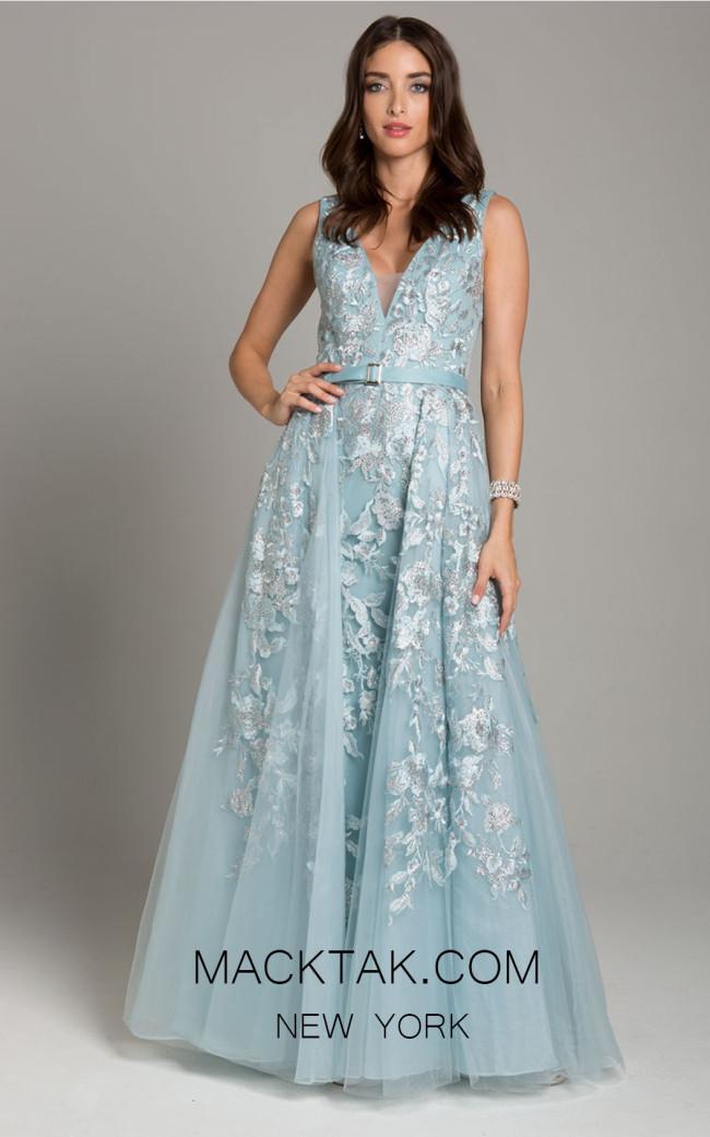 Lara 29862 Dusk Front Evening Dress