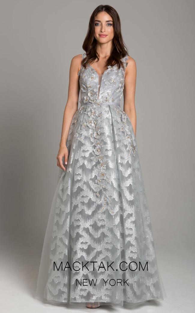 Lara 29941 Silver Front Dress