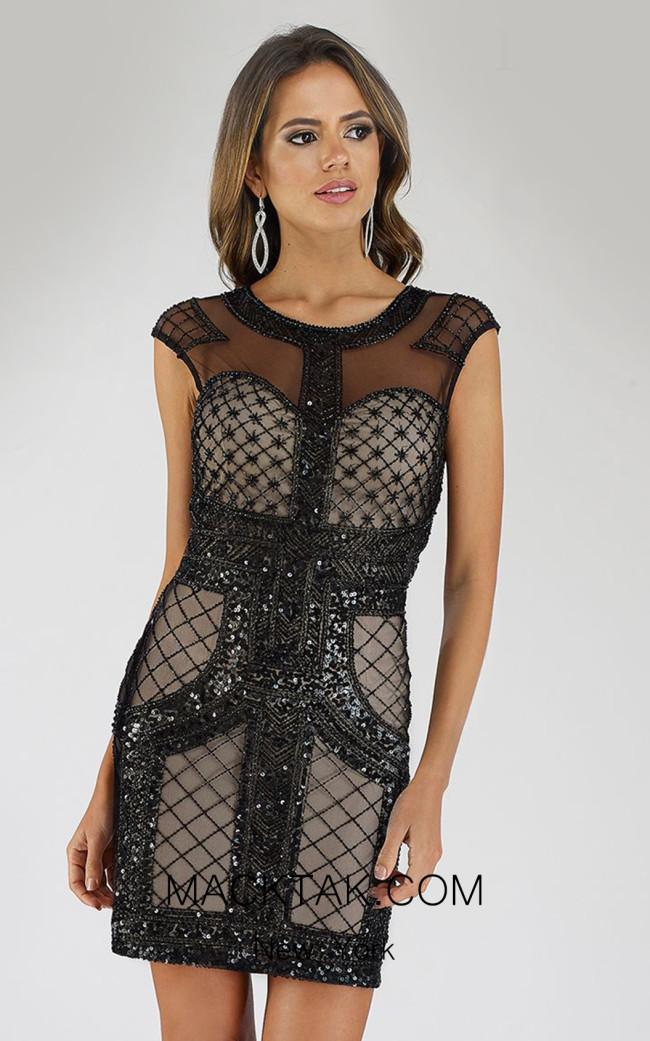 Lara 33132 Front Dress
