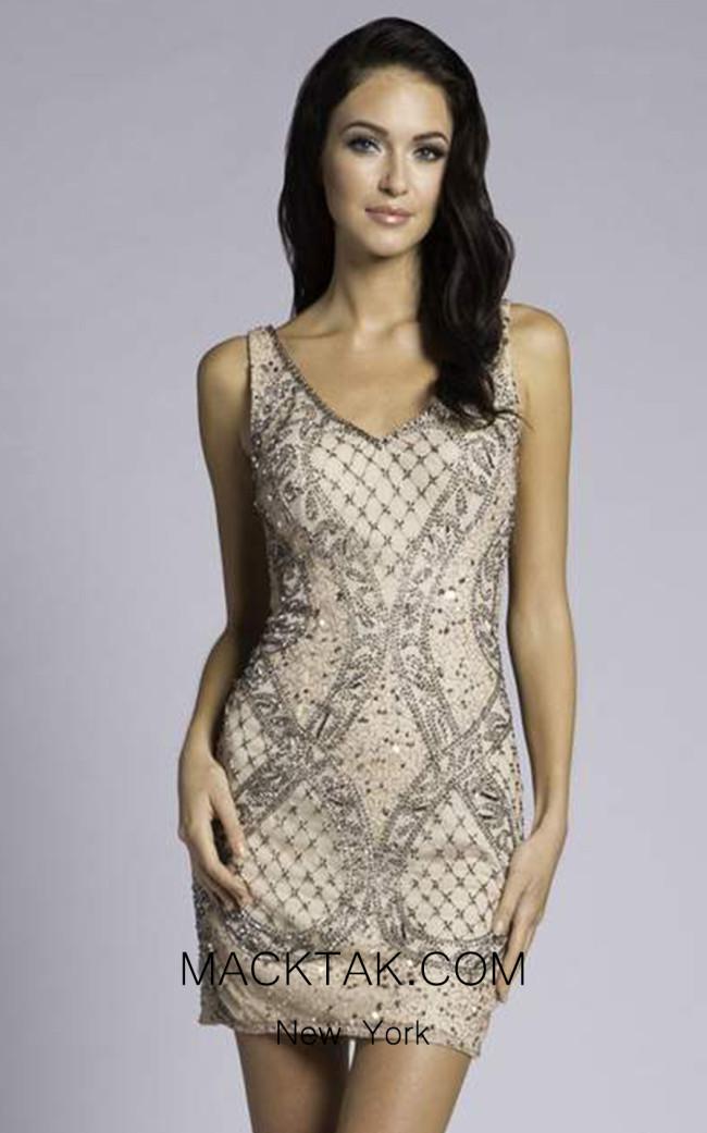 Lara 33147 Front Dress