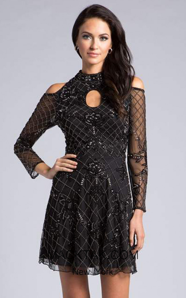 Lara 33155 Front Dress