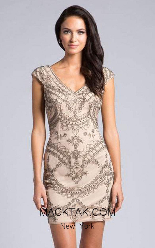 Lara 33171 Front Dress