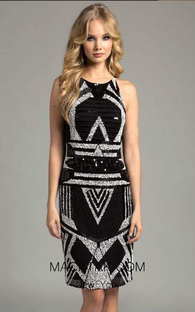 Lara 33255 Front Dress