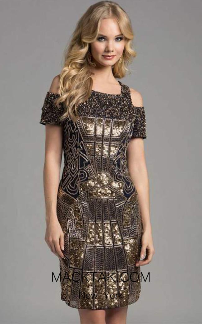 Lara 33257 Front Dress