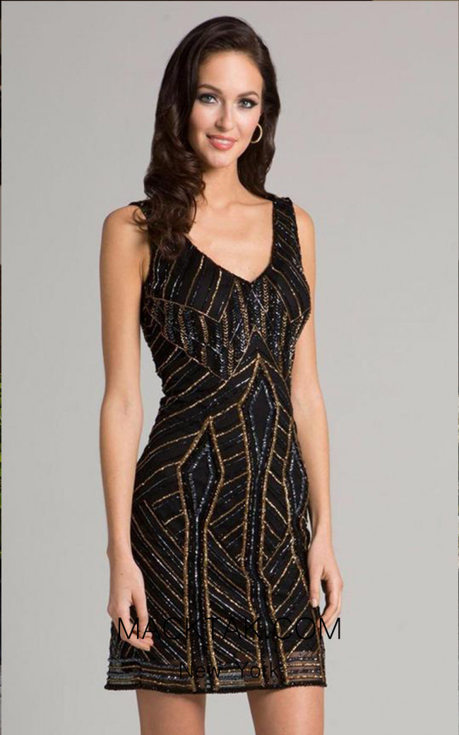 Lara 33295 Front Dress