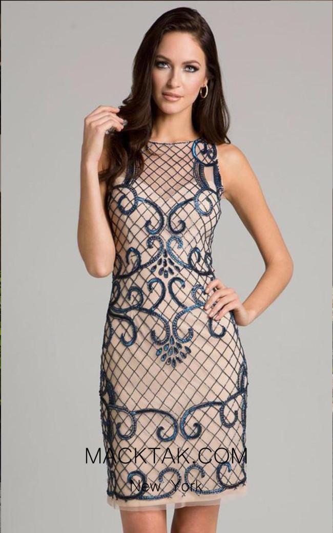 Lara 33420 Front Dress