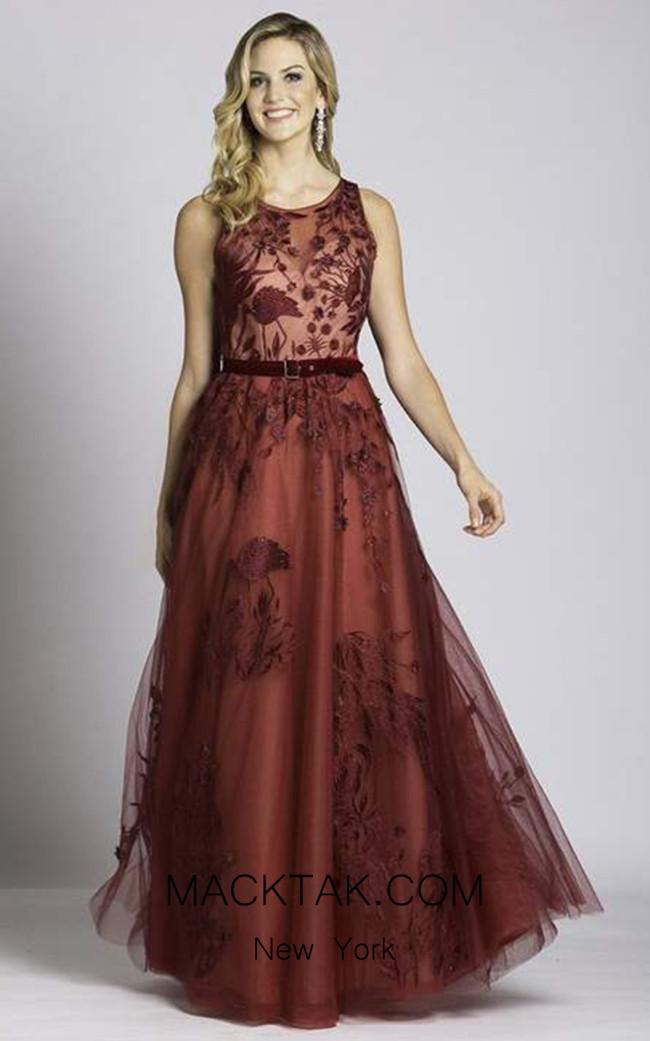 Lara 33527 Front Dress