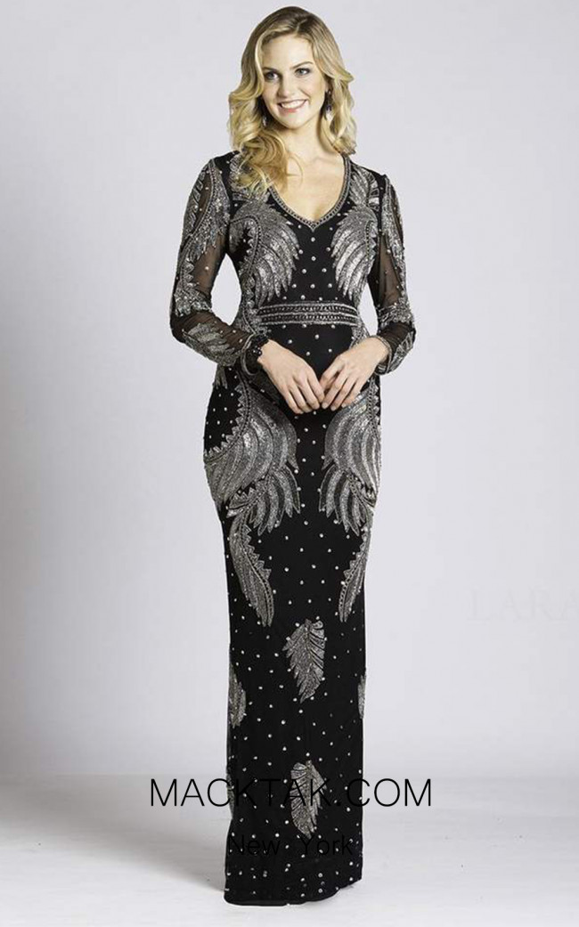 Lara 33563 Front Dress