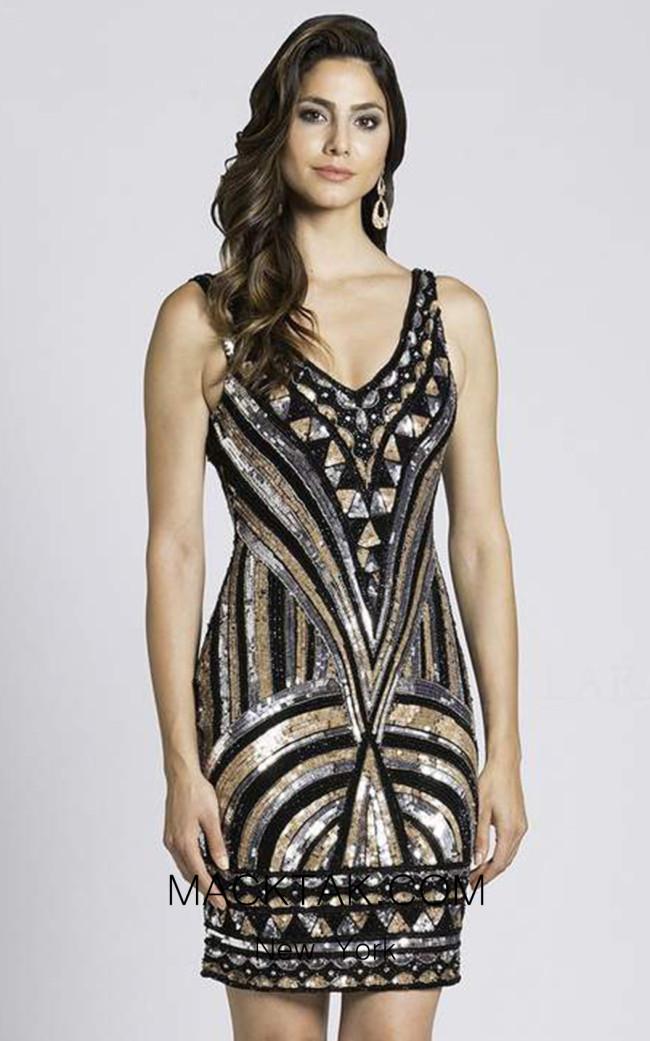 Lara 33581 Front Dress