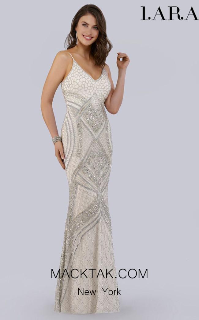 Lara 51015 Front Dress