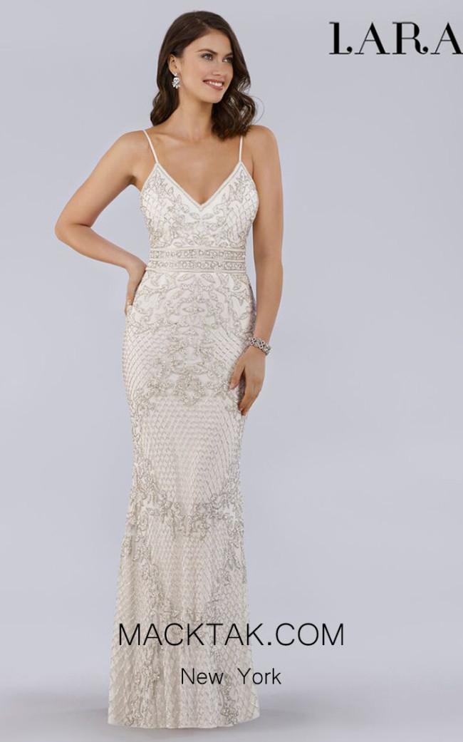 Lara 51019 Front Dress