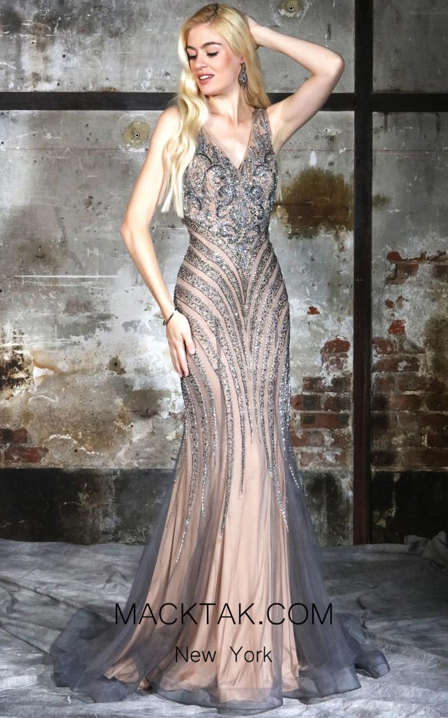 MackTak 792A Evening Dress