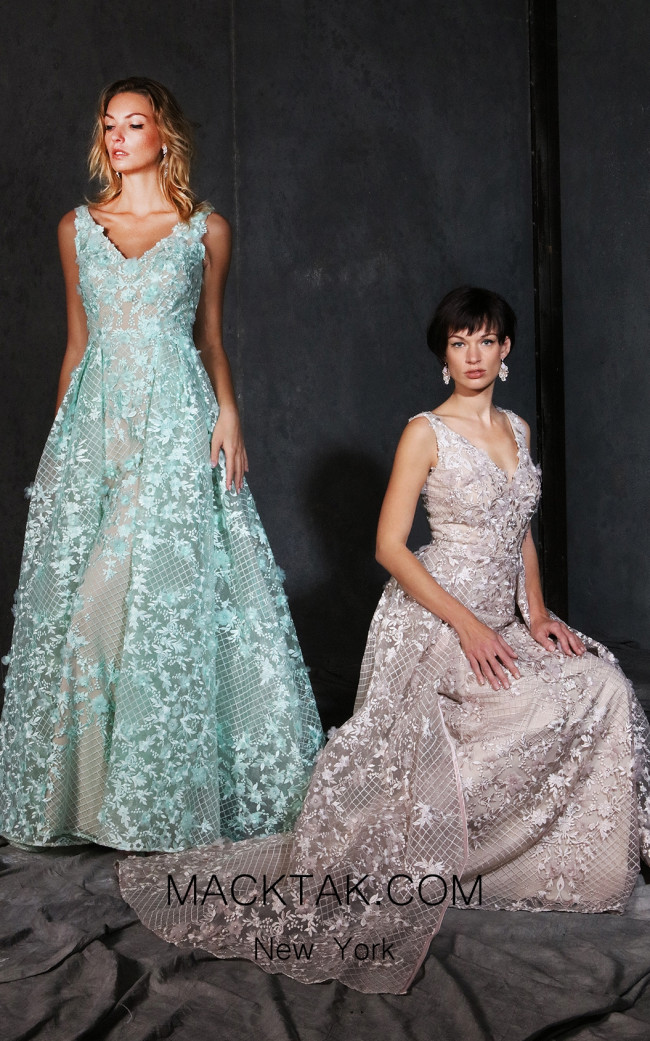 MackTak 371042 Evening Dress