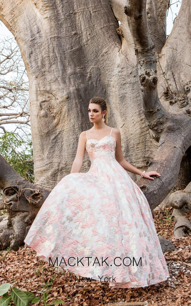 MackTak Collection 13975 Evening Dress
