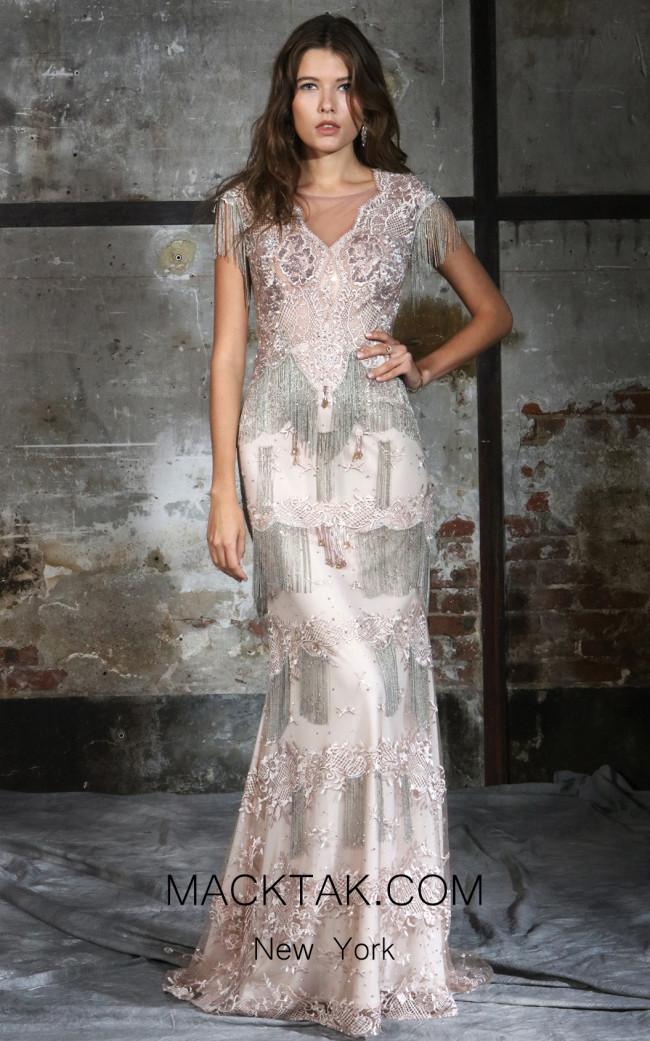 MackTak Collection 871045 Evening Dress