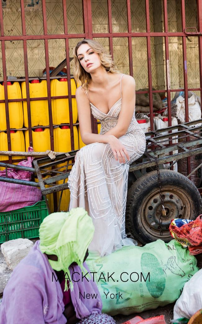 MackTak Collection GR002 Front Dress