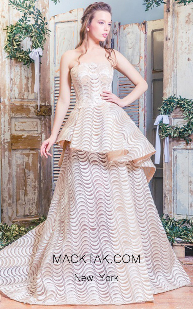 Missaki Couture MC3513 Dress