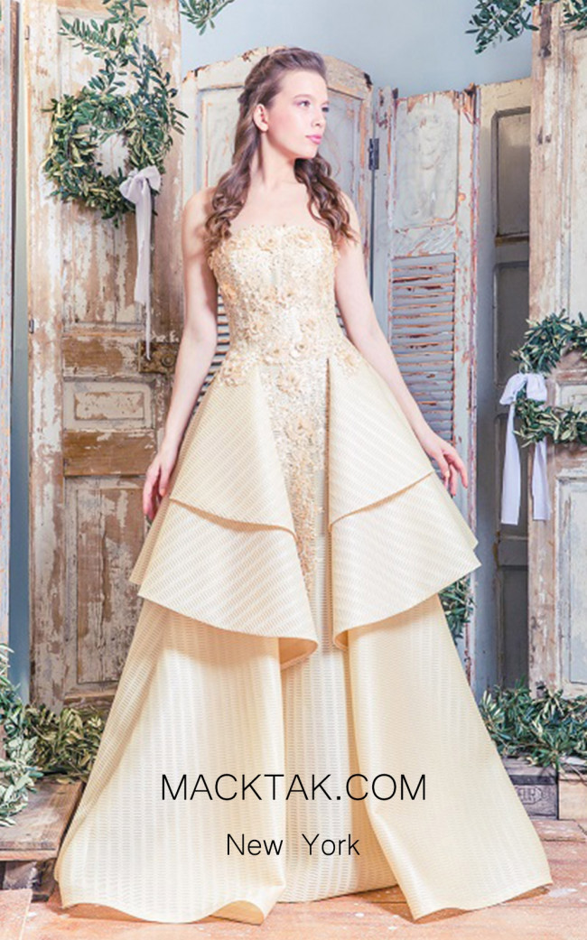 Missaki Couture MC3519 Dress