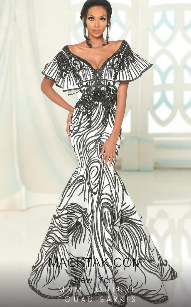 MNM 2529 Front Dress
