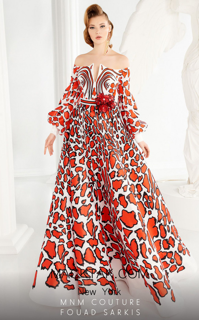 MNM 2590 Front Dress