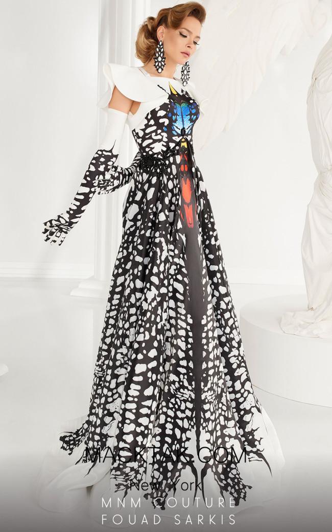 MNM 2592 Front Dress